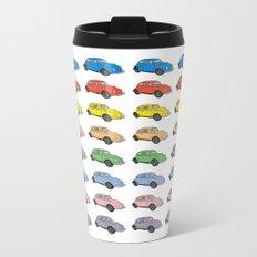 Beetle! Beetle! Beetle! Metal Travel Mug