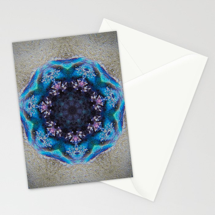 Shell of Magic Stationery Cards