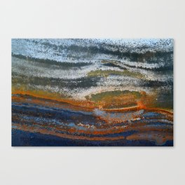 rust art Canvas Print