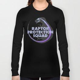 RPS (Raptor Protection Squad) - BLUE Long Sleeve T-shirt