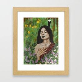 Ahurewa Framed Art Print