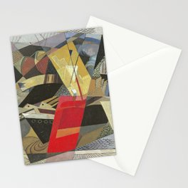 Albert Gleizes In the Port Stationery Cards