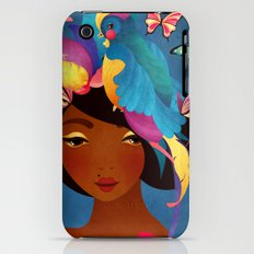 Bird of Paradise Slim Case iPhone (3g, 3gs)