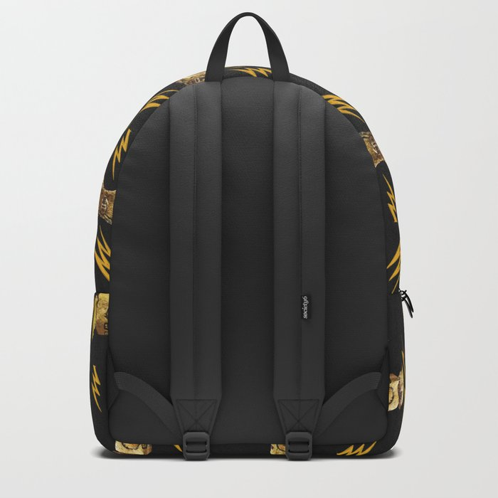 Ugly Thunder - Black BG Backpack