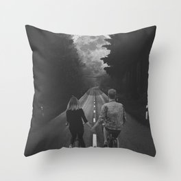 I'll Give You The Moon Throw Pillow