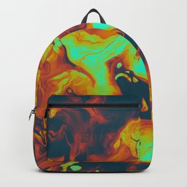 DAY LIGHT AND BAD DREAMS IN A COOL WORLD FULL OF CRUEL THINGS Backpack