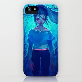 immersed iPhone Case