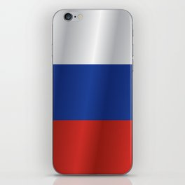 Flag of Russia iPhone Skin