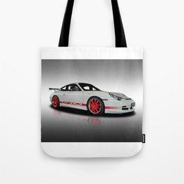 Porsche GT3 Rs Tote Bag
