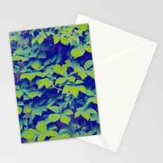 Radioactive Ivy Stationery Cards