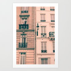 That is, Paris  Art Print