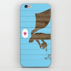 Be yourself... iPhone & iPod Skin