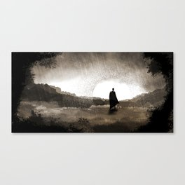 Rainbender Canvas Print