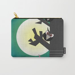 Owls in the moonlight Carry-All Pouch