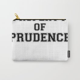 Property of PRUDENCE Carry-All Pouch