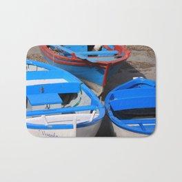 Capri Boats Bath Mat