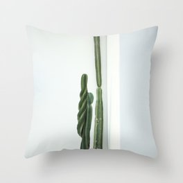 That's What She Said Cactus Throw Pillow