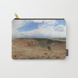 Arizona Gorge under Wide Open Skies Carry-All Pouch
