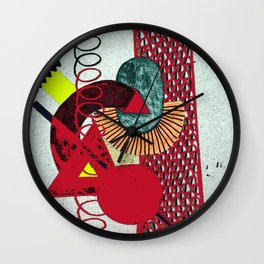 DESIGN AND THE CITY N3 Wall Clock