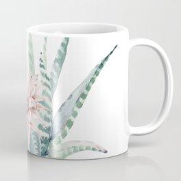 Petite Cactus Echeveria Coffee Mug