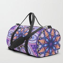 Exotic fantasy flower Duffle Bag