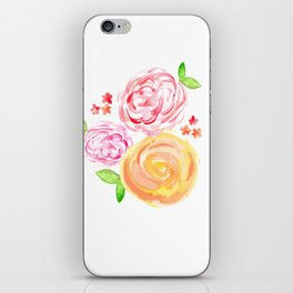 First blossom iPhone Skin