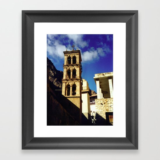 Saint Catherine's Cathedral Framed Art Print