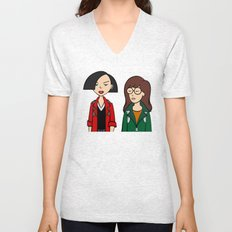 Daria & Jane Unisex V-Neck