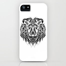 Mr Lion Ecopop iPhone Case