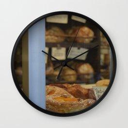 Peach Puff Wall Clock