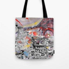 Tbilisi 3 Tote Bag
