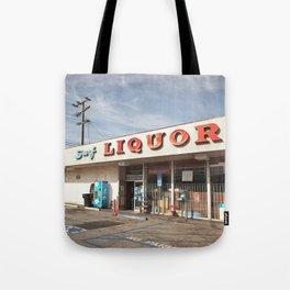 Liquor Store Santa Monica Tote Bag