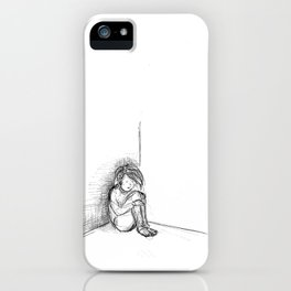 lonely 1 iPhone Case