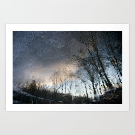 Underworld Wave Art Print