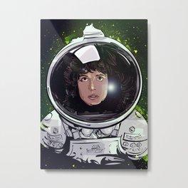 Ellen Ripley 1 Metal Print