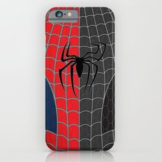 Spider-Man Red/Black iPhone 6s Slim Case