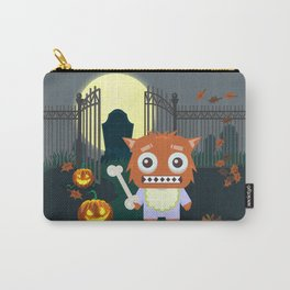 Wolfie Carry-All Pouch