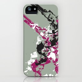Dynames iPhone Case