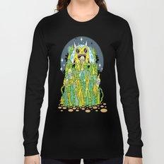 The Monster of Skate Forest Long Sleeve T-shirt