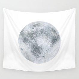 Full moon Wall Tapestry