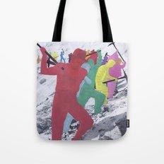 Chain Gang Tote Bag