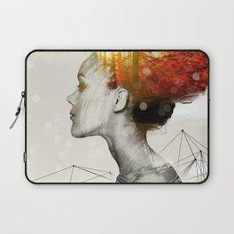 Fashion Geometry Laptop Sleeve