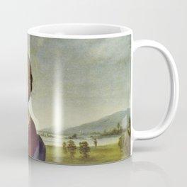 Madonna of the Meadows by Raphael Coffee Mug