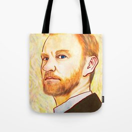 Vincent Van Gatiss Tote Bag