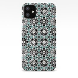 Floor Series: Peranakan Tiles 31 iPhone Case