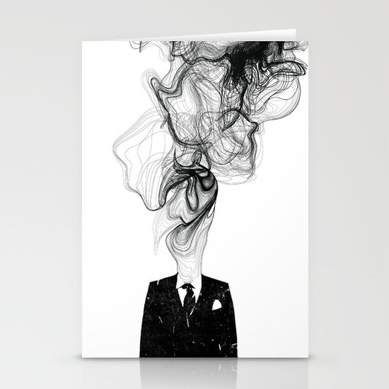 An Offer You Can't Refuse Stationery Cards