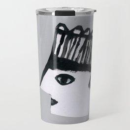 Strange groove Travel Mug