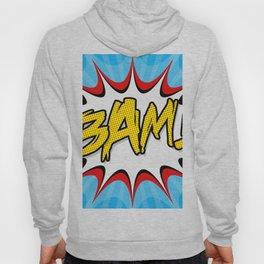 """""""BAM!"""" Pop Art Poster Hoody"""