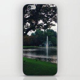 Vondelpark Part II iPhone Skin