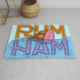 Rum Ham Rug